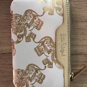 2 Lilly Pulitzer wallets